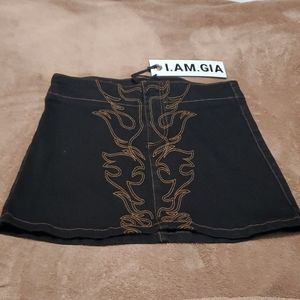 I.AM.GIA mini skirt